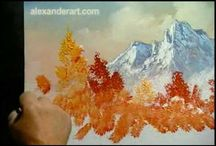 ~Oil paintings. Supplies,tips, and tutorials / Art. Oil paintings, oil paintigs tutorials, oil tips