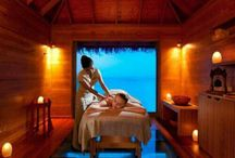 relaxing massage&spa