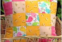 Patchwork made by CraftoholicShop / patchwork/quilt/inspirations