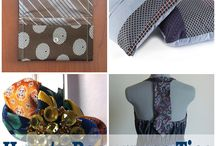 Recycled ties / by Cathy Arlt