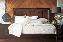 Transitional /  Simple lines and a multi-layered finish make the Transitional portfolio unique. / by Stanley Furniture