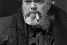 Orson Welles / Photos / by Jeff Redford
