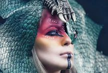 make up carnafal