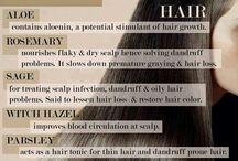 Hair care / Natural