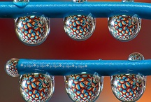 Photo water droplets