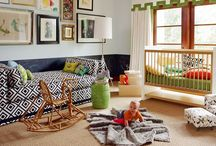 Nurseries, Children's Rooms, and all things baby