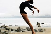 Inspiration / Athletic forms that inspire