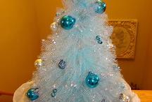 CHRISTMAS Tinsel Trees / by Judi Micoley