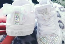 converse for baby girls