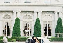 Esküvői helyszínek / Az első és legfontosabb kérdés, hogy hol is legyen a Nagy nap?