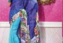 Digital Printed Sarees / Digital Printed Sarees