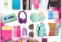 Organized Backpack