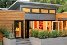 House exteriors  / by Olivia Barber-Hays