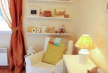 Boys Bedroom Ideas / by Corina Powell