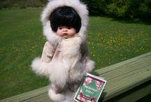 Adora Kiska  Eskimo Doll