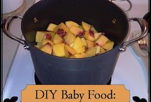 Baby Food / by Megan Grube
