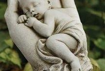 cute statue