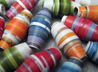 Paper Beads and Jewelry / by Boston Bead Company