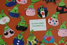 Knutselen groep 8