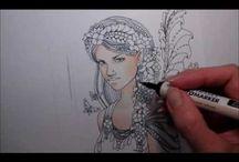 Fairy Tangles