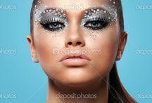 Maquillaje futuristas