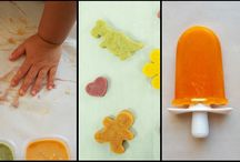 DIY Summer Kids Activities / Keep the fun alive this season with creative, all natural and easy recipes!