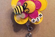 badge clip holders