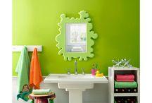 Bathroom ideas / by Samantha Feather