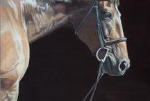 JAN LUKENS / Horse painter
