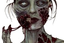 Zombies / Any zombie-orientated stuff I think is cool :)