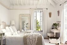 Bedroom ideas / Colours for bedrooms