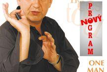 MIROSLAV DONUTIL - Cestou necestou - One Man Show / 6.3.2017   19:00 Kultúrny dom MIROSLAV DONUTIL - Cestou necestou - One Man Show N O V Ý P R O G R A M !!! Vstupné v predpredaji 14 Eur je v Mestskom kultúrnom stredisku vo Veľkom Krtíši počas pracovných dní od 8:00 - 15:00 hod. ( rezervácie na tel.č.: 047/4831376 ); online na www.msks.velky-krtis.sk . V deň predstavenia sa vstupné zvyšuje na 17 Eur ! Bližšie info na: http://www.velky-krtis.sk/