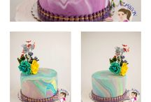 Cake Inspiratio - The art of Marbling