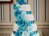 Alenin svatební dort