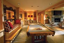 Game Rooms / by Britni James
