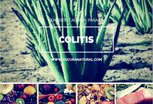 Sin colitis / Remedios caseros para disminuir los síntomas de la colitis