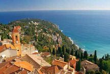 Properties in Roquebrune - Cap Martin / one of the best place on the French Riviera. Really close from Monaco the most famous one with Saint Tropez. Roquebrune is a perfect middle between the French Riviera fever and a peaceful and quiet paradise.