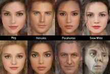 Personajes Disney
