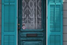 DOORWAYS / by Janice VanMarter Yash