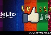 Novo Tempo / by Dheyce Alves