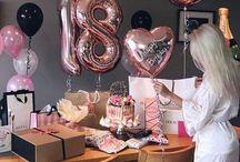 18 birthday party