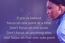 Tennis Inspiration