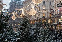 Vienna, Germany, Amsterdam, Swiss