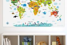 Pictureta.com / Maps for Kids, Classroom Posters, Playroom Decor, Nursery Decor, that will inspire your child to travel and explore our amazing world. Over 1000 parents use Pictureta's nursery and playroom decor to raise amazing global citizens.