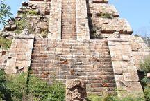 Inca, Maya