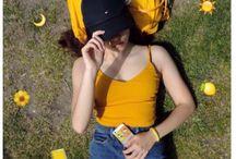 Yellow  / Yellow shit