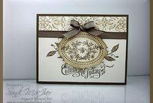 Card making / by Sheryl Hardesty