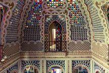 Italie, Toscane, Castello di Sammezzano / Een schitterend gebouw in Toscane. Mocht het ooit te bezichtigen zijn dan ga ik zeker kijken.