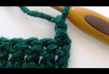 Crochet Tips / Learn tips and tricks for crocheting.