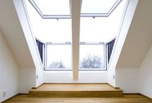 Velux windows balcony